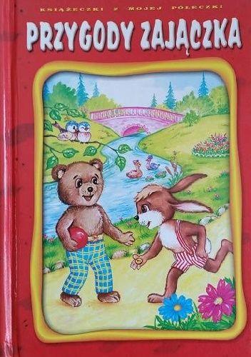 Okładka książki Przygody zajączka Ramona Nadobnik