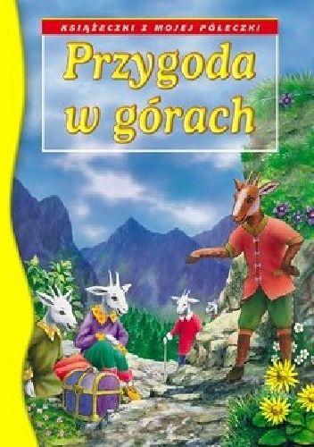 Okładka książki Przygoda w górach Przemysław Gauza