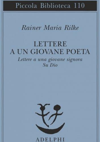 Okładka książki Lettere a un Giovane Poeta Rainer Maria Rilke