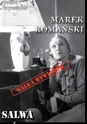 Okładka książki Salwa o świcie Marek Romański