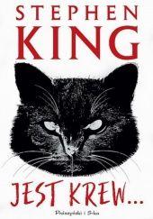 Okładka książki Jest krew... Stephen King
