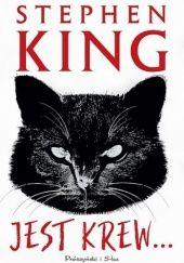 Okładka książki Jest krew… Stephen King