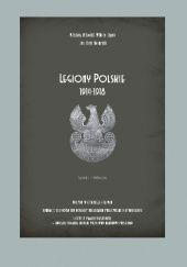 Okładka książki Legiony Polskie 1914-1918 (egzemplarz edukacyjny)