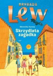 Okładka książki Skrzydlata zagadka