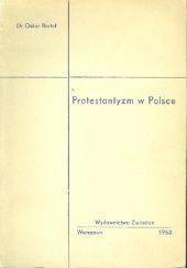Okładka książki Protestantyzm w Polsce