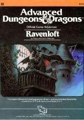 Okładka książki Ravenloft (I6)