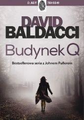 Okładka książki Budynek Q David Baldacci