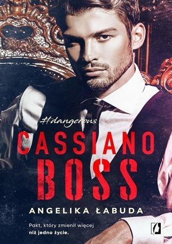 Okładka książki Cassiano Boss Angelika Łabuda
