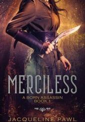 Okładka książki Merciless Jacqueline Pawl