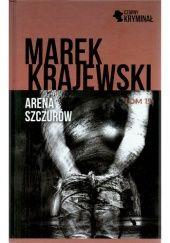 Okładka książki Arena szczurów Marek Krajewski
