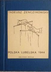 Okładka książki Polska Lubelska 1944