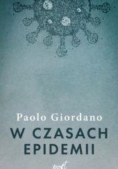 Okładka książki W czasach epidemii Paolo Giordano