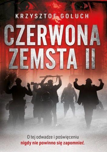 Okładka książki Czerwona zemsta II