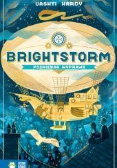 Okładka książki Brightstorm. Podniebna wyprawa Vashti Hardy
