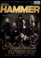 Okładka książki Metal Hammer nr 346 04/2020 Redakcja magazynu Metal Hammer