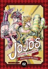 Okładka książki JoJo's Bizarre Adventure: Part 1 - Phantom Blood, tom 2