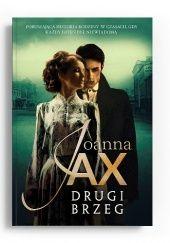 Okładka książki Drugi brzeg Joanna Jax