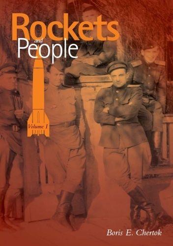Okładka książki Rockets and People. Volume I Boris Evseevich Chertok