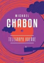 Okładka książki Telegraph Avenue