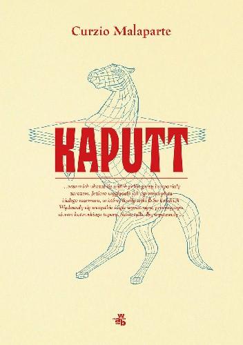Okładka książki Kaputt Curzio Malaparte