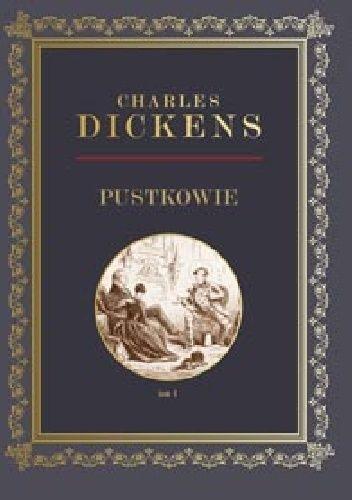 Okładka książki Pustkowie tom 4 Charles Dickens
