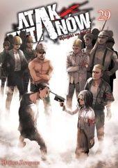 Okładka książki Atak Tytanów #29