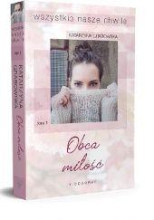 Okładka książki Obca miłość Katarzyna Grabowska