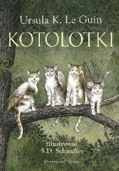 Okładka książki Kotolotki Ursula K. Le Guin