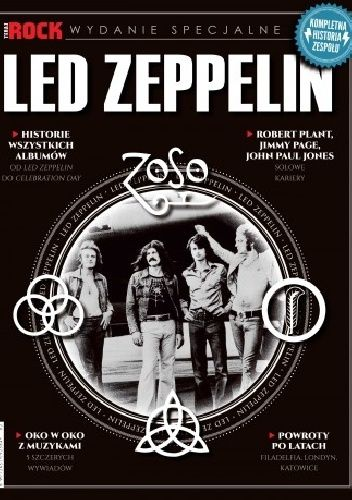 Okładka książki Teraz Rock. Wydanie specjalne: Led Zeppelin Redakcja magazynu Teraz Rock