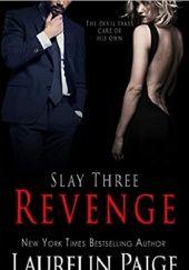 Okładka książki Revenge Laurelin Paige
