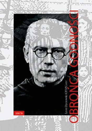 Okładka książki Obrońca godności Leon Dyczewski