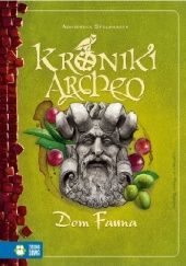 Okładka książki Dom Fauna Agnieszka Stelmaszyk