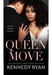 Okładka książki Queen Move Kennedy Ryan