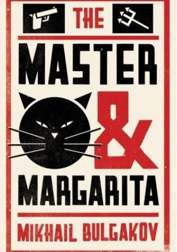 Okładka książki Master and Margarita Michaił Bułhakow