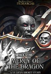 Okładka książki Mercy of the Dragon Nick Kyme