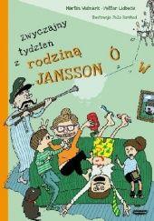 Okładka książki Zwyczajny tydzień z rodziną Janssonów