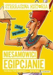 Okładka książki Niesamowici Egipcjanie