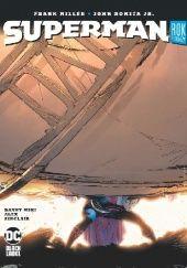 Okładka książki Superman. Rok pierwszy