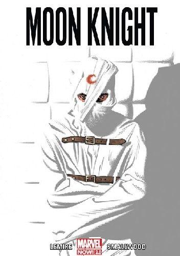 Okładka książki Moon Knight Jeff Lemire,Greg Smallwood