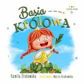 Okładka książki Basia Królowa Kamila Stokowska