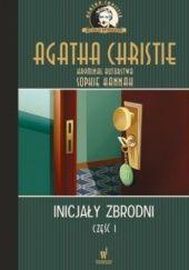 Okładka książki Inicjały zbrodni część 1 Agatha Christie