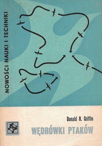 Okładka książki Wędrówki ptaków Donald Redfield Griffin