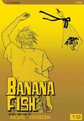 Okładka książki Banana Fish, Vol. 19