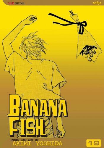 Okładka książki Banana Fish, Vol. 19 Akimi Yoshida