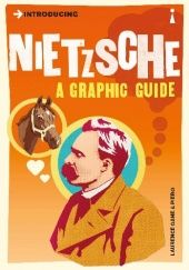 Okładka książki Introducing Nietzsche: A Graphic Guide