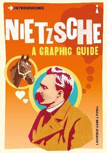 Okładka książki Introducing Nietzsche: A Graphic Guide Laurence Gane