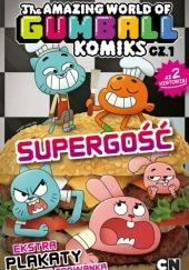 Okładka książki Niesamowity świat Gumballa