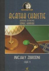 Okładka książki Inicjały zbrodni część 2 Agatha Christie