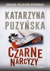 Okładka książki Czarne narcyzy cz. 1