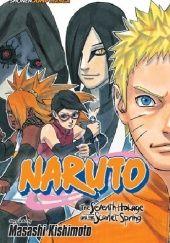 Okładka książki Naruto: The Seventh Hokage and the Scarlet Spring